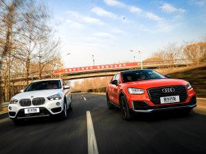 想买GLA?奥迪Q2L对比BMW X1