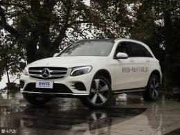 北京奔驰GLC 200 L 4MATIC上市 39.98万