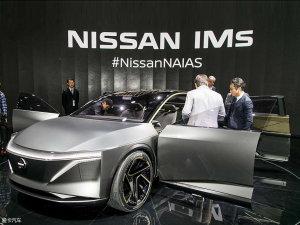和开飞机一样的日产IMs概念车