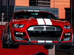 福特全新Mustang Shelby GT500