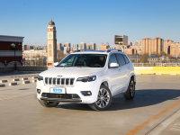 爱卡SUV专业测试 新广汽菲克Jeep自由光
