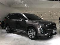 这款da SUV有点猛 凯迪拉克XT6国内首发