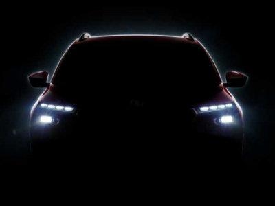 斯柯达Vision X量产版 日内瓦车展首发