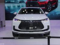 比亚迪新车规划曝光 唐EV将3月正式上市