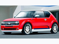 本田Urban EV量产版或将亮相日内瓦车展
