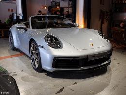 全新保时捷911敞篷版首发 售165.8万起