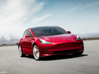 Model 3开放选装和预订 售49.9-56万元