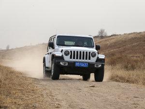 深度测试全新Jeep牧马人Sahara