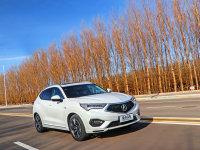 汽车界的紫霞仙子 测试讴歌CDX Hybrid