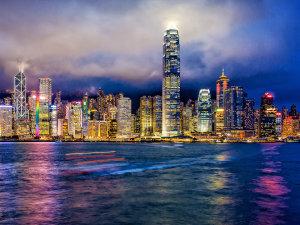 FE香港站是最具特色的场地之一