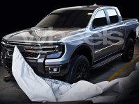 全新福特Ranger实车图片 颜值大幅提升
