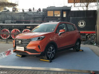 运动小型SUV 长安全新CS15将3月底上市
