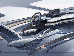 斯柯达VISION iV概念车内饰设计图发布