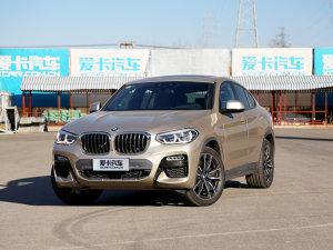 个性SUV新主张 测试全新BMW X4