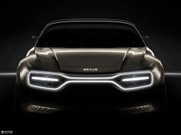起亚全新电动概念车预告图 日内瓦首发