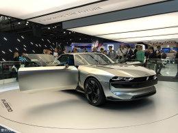标致全新品牌标志 将于日内瓦车展发布