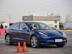 不负等待 体验特斯拉Model 3