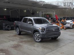 丰田全新一代坦途消息 或将推混动车型