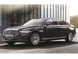 Genesis G90 Limousine官图 豪华感提升