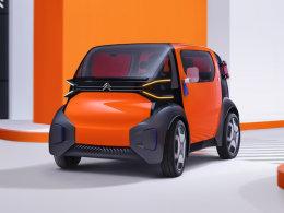 定义未来 雪铁龙AMI ONE概念车官图发布