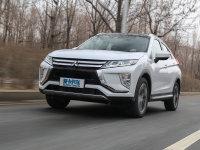 爱卡SUV专业测试 广汽三菱奕歌四驱版