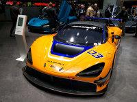 日内瓦车展:迈凯伦720S GT3正式首发