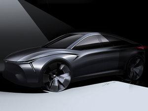 合众新能源全新款概念车设计图
