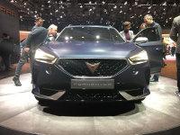 日内瓦车展:Cupra Formentor概念车发布