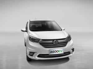欧尚A600 EV车型正式宣布上市
