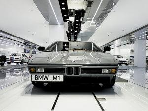 指触经典车   M图腾:BMW M1