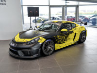 保时捷718 Cayman GT4 Clubsport首发