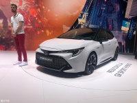 日内瓦车展:丰田卡罗拉GR Sport亮相