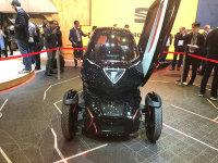 日内瓦车展:西雅特Minimo概念车发布