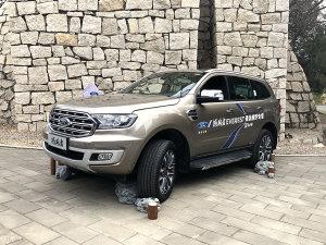 2019款福特撼路者正式上市发售
