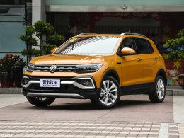 车型配置曝光 上汽大众T-Cross开启预售