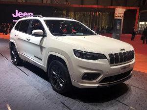 Jeep日内瓦车展发布多款S版车