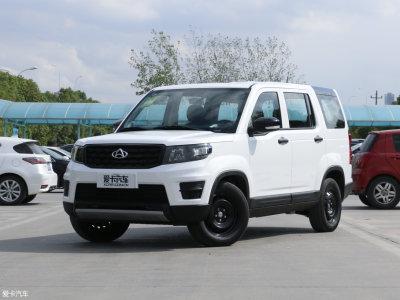 不到5万块的7座SUV 实拍欧尚X70A基本型