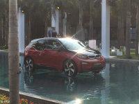新宝马i3携三款新车上市 售33.98万元起