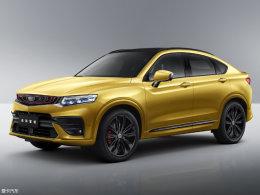 吉利星越将于今晚首发 紧凑型轿跑SUV