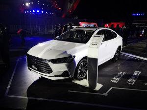 比亚迪秦Pro多款新车正式上市