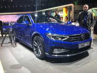 欧版新款大众Passat家族日内瓦车展首发