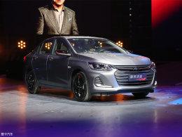 新款雪佛兰科沃兹首发 年内推2款新SUV