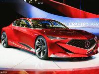 讴歌将推新旗舰车型 借鉴Precision设计