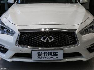 英菲尼迪调整中国地区车型售价