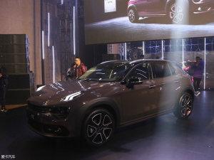 领克02高能版车型正式宣布上市