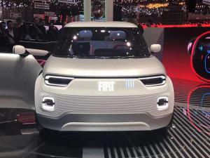 菲亚特Centoventi概念车发布