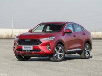 轿跑SUV哈弗F7x新消息 将上海车展预售