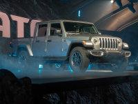 Jeep Gladiator皮卡上海车展国内首发