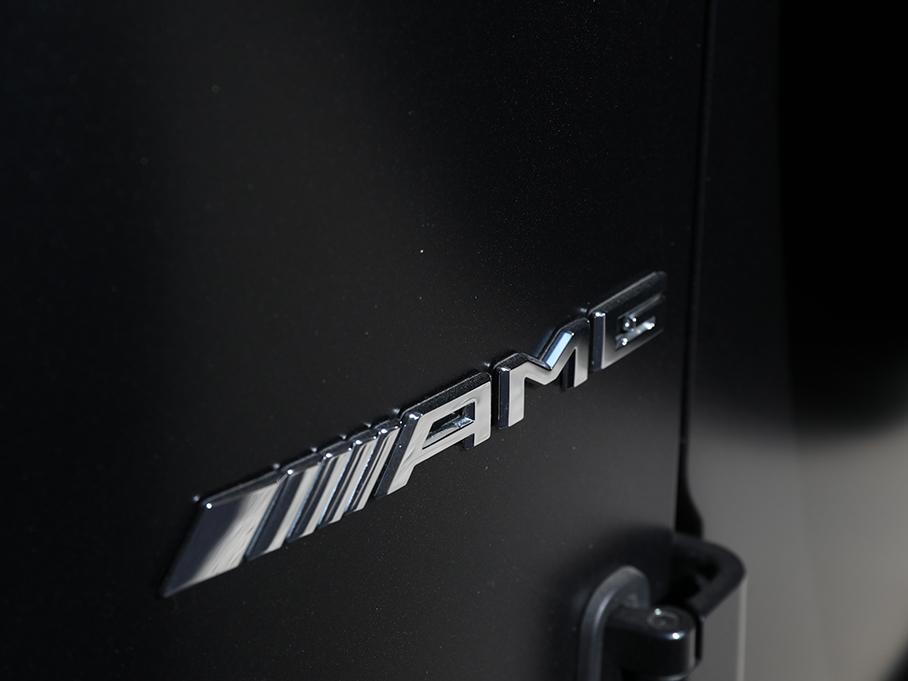 享受驾驶AMG G63 百无禁忌的万兽之王