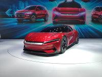 2019上海车展 比亚迪e-SEED GT正式亮相